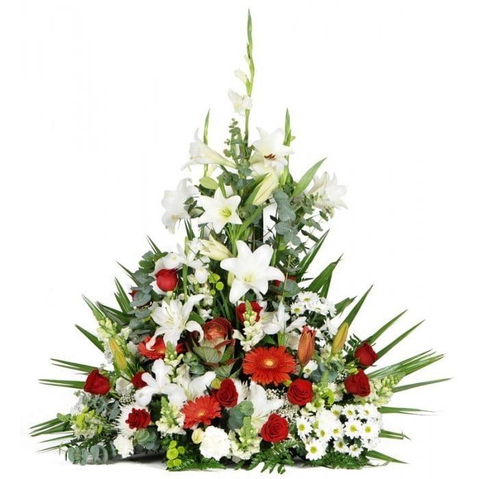 dedicatorias con flores
