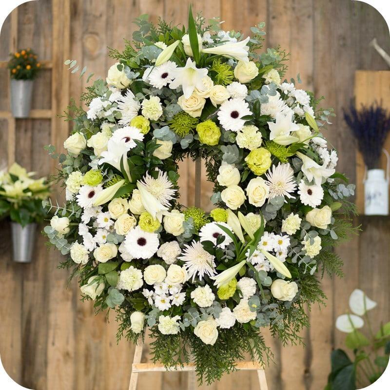 flores funerarias a domicilio
