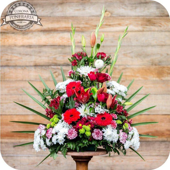 centros de flores baratos
