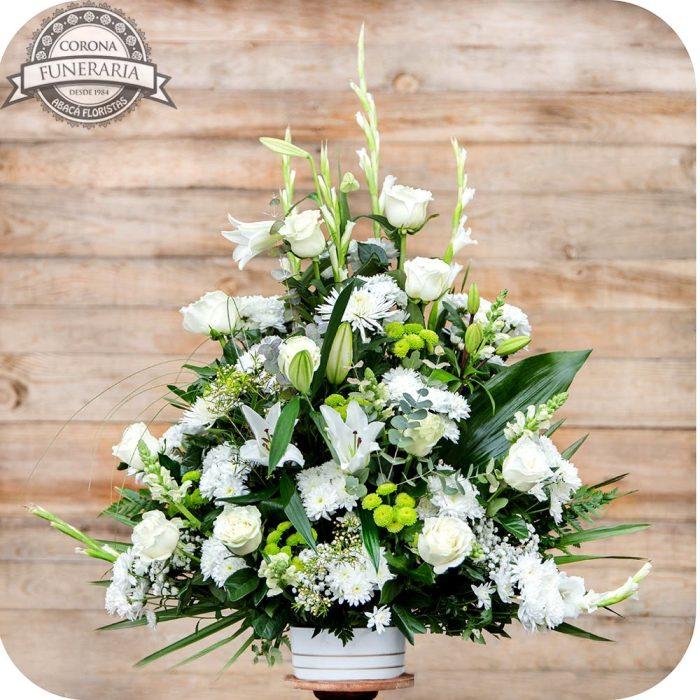 centros florales para cementerios