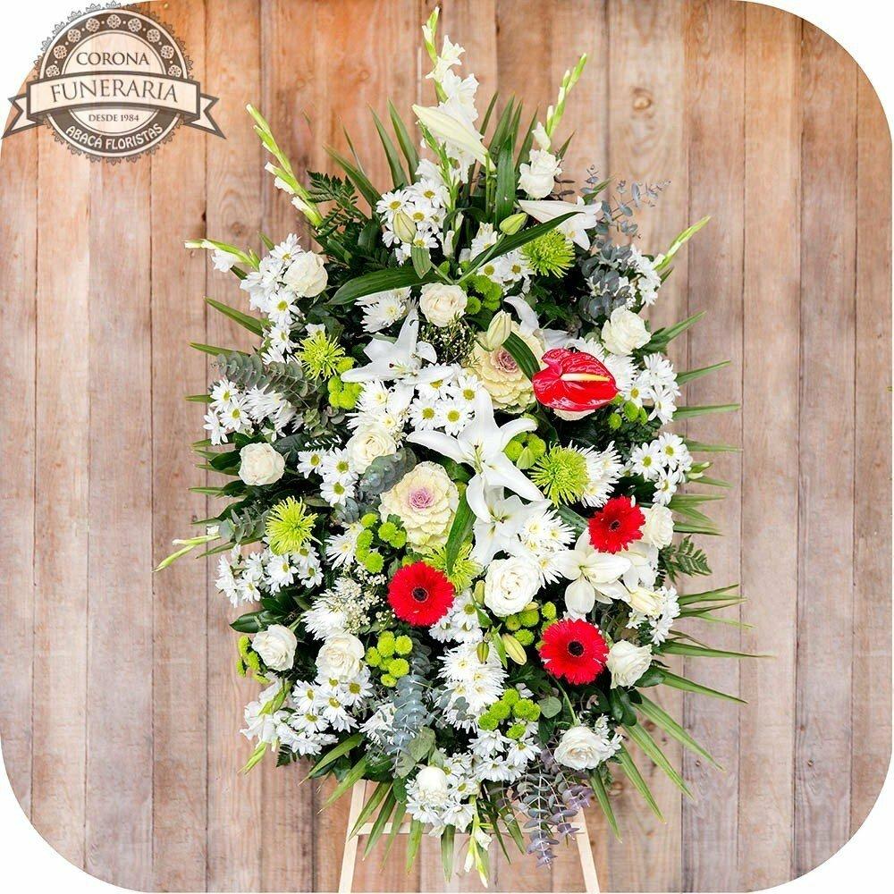 Palma De Flores Blancas